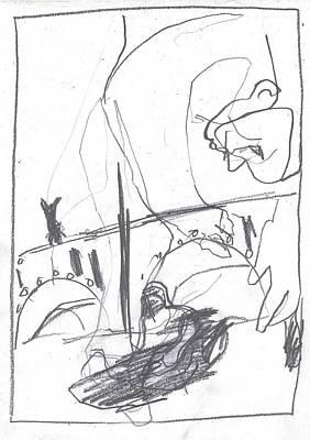 For B Story 4 3 Art Print