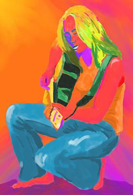 Painting - For Diane by Deborah Lee