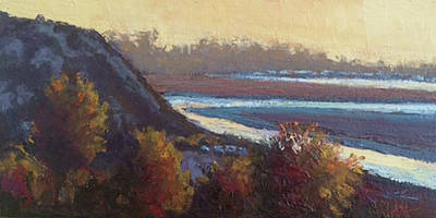 Painting - For Every Season, Turn, Turn by Kathleen Strukoff