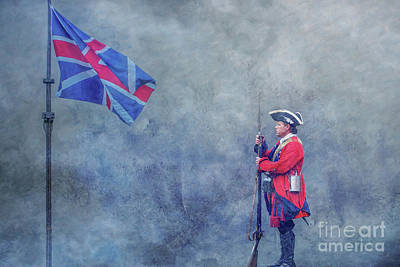 Soldier Of Love Wall Art   Digital Art   For Love Of Country By Randy Steele