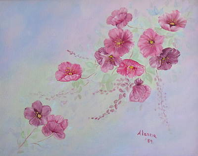 Painting - For Mom And Dad by Alanna Hug-McAnnally