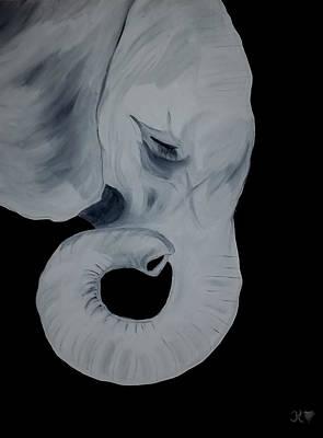 Painting - For Nina by Kate Hart Nardone