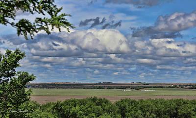 Photograph - For Spacious Skies by Sylvia Thornton