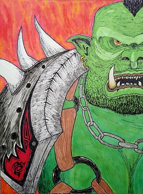For The Horde Original by Dalton Batastini