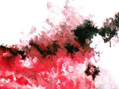 Painting - For Those Few Days by John Emmett