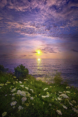 Photograph - For Those Who Love, Time Is An Eternity by Phil Koch