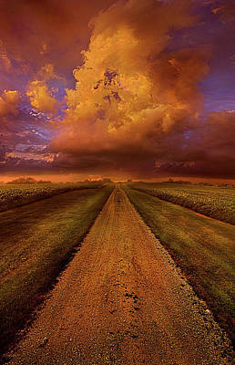 Photograph - For Thou Art With Me by Phil Koch