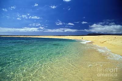 Niihau Hawaii Photograph - Forbidden Island by Bob Abraham - Printscapes