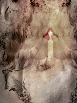 Digital Art - Forbiden by Paul St George