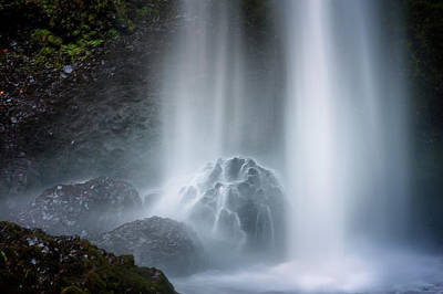 Photograph - Force Of Water by Dee Browning