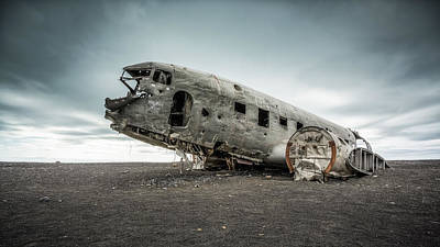 Photograph - Forced Landing 2 by Brad Grove