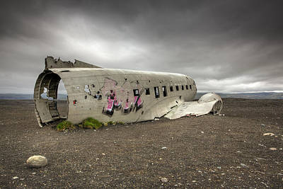 Photograph - Forced Landing by Brad Grove