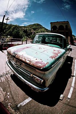 Door Locks And Handles - Ford #4 by Robert J Caputo