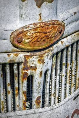 Photograph - Ford 9n Tractor by Linda Unger