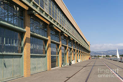 Photograph - Ford Assembly Plant Rosie The Riveter Wwii Home Front National Historical Park Richmond Ca Dsc3727 by Wingsdomain Art and Photography