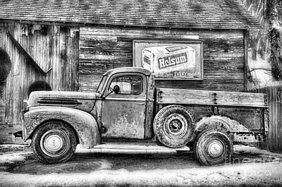 Photograph - Ford For Sale by David Arment