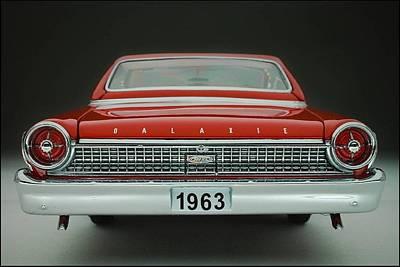 Ford Galaxie 500 1963 Original