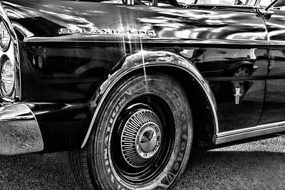 Photograph - Ford Galaxie 500 by Sharon Popek
