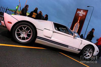 Photograph - Ford Gt At Efm by Vicki Spindler