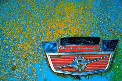 Ford Logo Art Print by Craig Perry-Ollila