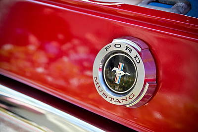Ford Mustang Art Print