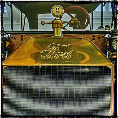 Photograph - Ford by R Thomas Berner