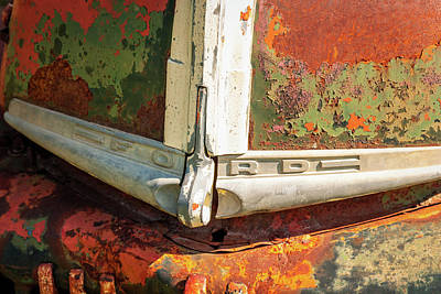 Photograph - Ford Truck by Jeff Phillippi