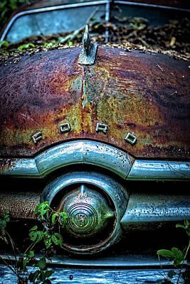 Photograph - Ford Tudor by Rod Kaye