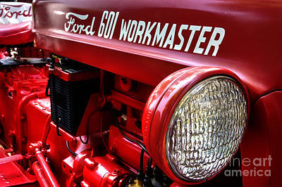 Photograph - Ford Workmaster by Michael Eingle
