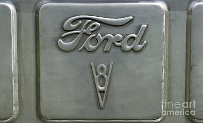 Photograph - Ford 23 by Wendy Wilton