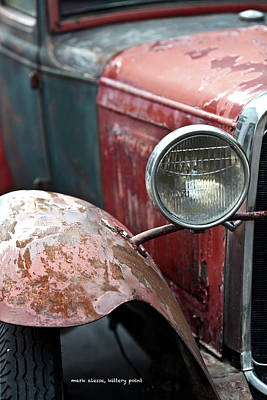 Photograph - Fords Roll by Mark Alesse