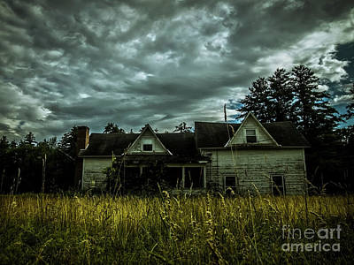 Photograph - Foreclosure Of A Dream by James Aiken