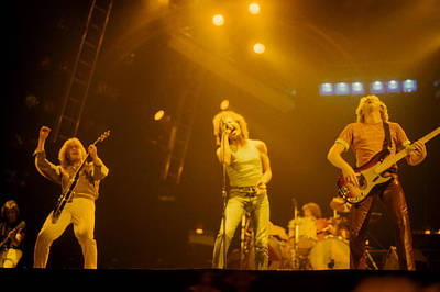 Photograph - Foreigner by Rich Fuscia