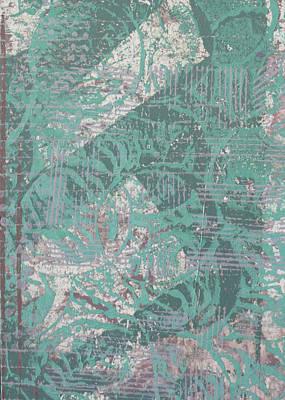 Mixed Media - Forest Floor by Janyce Boynton