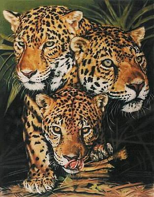 Forest Jewels Art Print