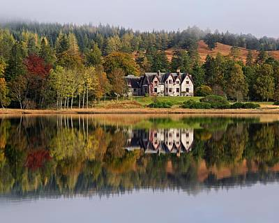 Photograph - Forest Lodge by Stephen Taylor