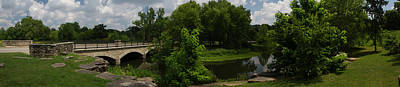 Photograph - Forest Park Panorama by Garry McMichael