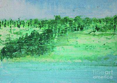 Painting - Forestation by Kim Nelson