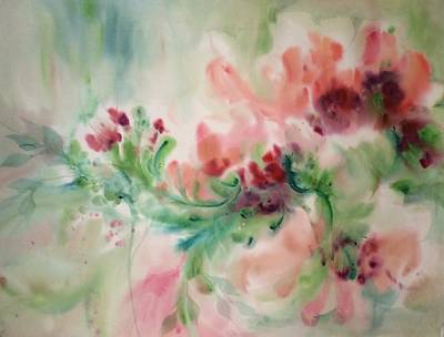 Painting - Forever And Ever by Karen Ann Patton