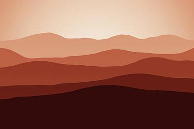 Mixed Media - Forever Autumn by Georgiana Romanovna