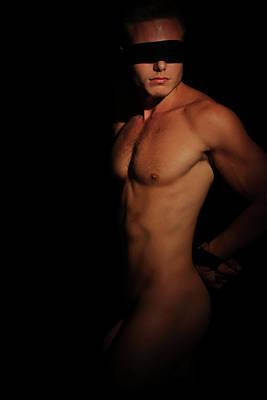 Nude Digital Art - Forever Breaking Dawn 2 by Mark Ashkenazi