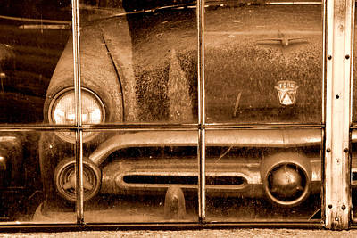 Art Print featuring the photograph Forever Ford by Al Swasey
