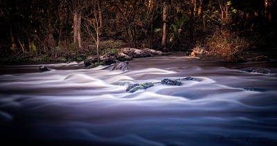 Whitewater Photograph - Forever Free by Marvin Spates