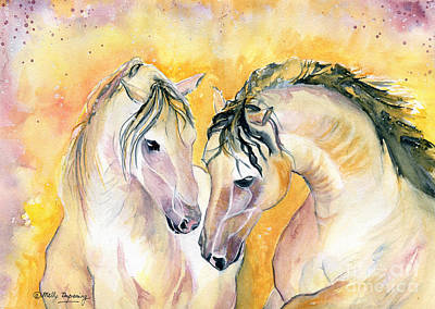 Painting - Forever Friend by Melly Terpening