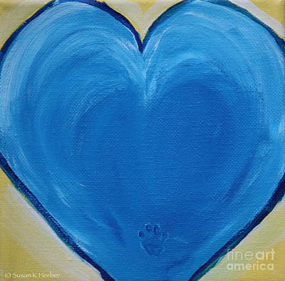 Painting - Forever In Mine by Susan Herber