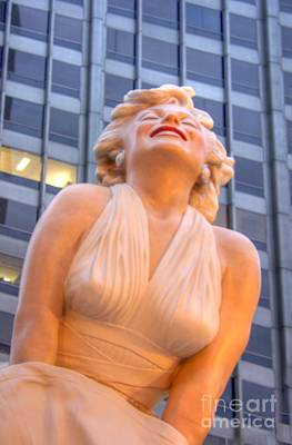 Photograph - Forever Marilyn - 3 by David Bearden