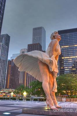 Photograph - Forever Marilyn - 6 by David Bearden