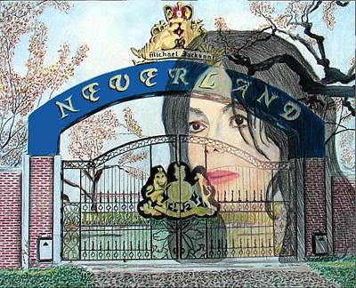 Forever Neverland Original by Tobi Czumak