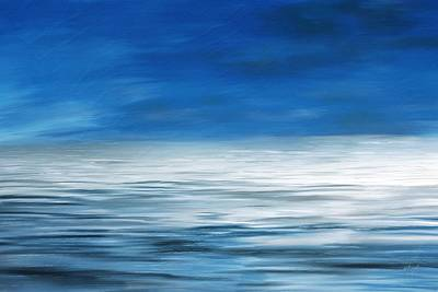 Painting - Forever Sea by Mark Taylor