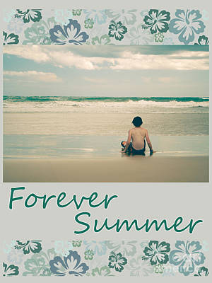 Photograph - Forever Summer 7 by Linda Lees